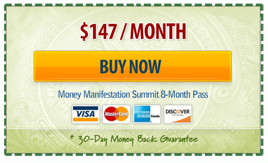 money manifestation summit 8-month pass