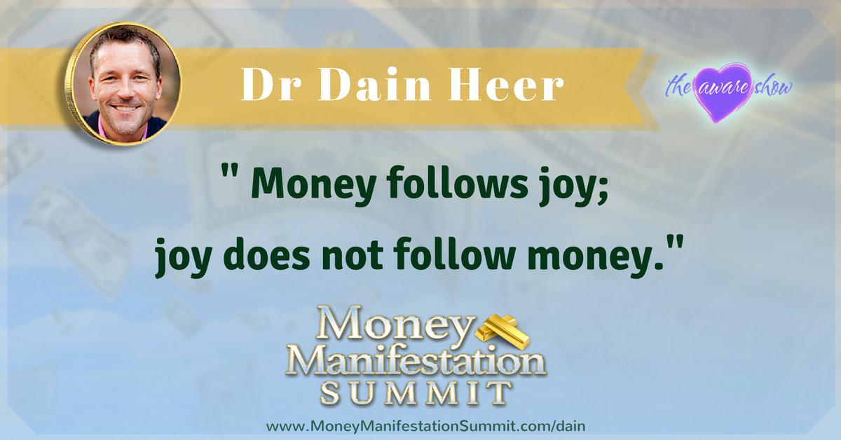Dain Heer quote