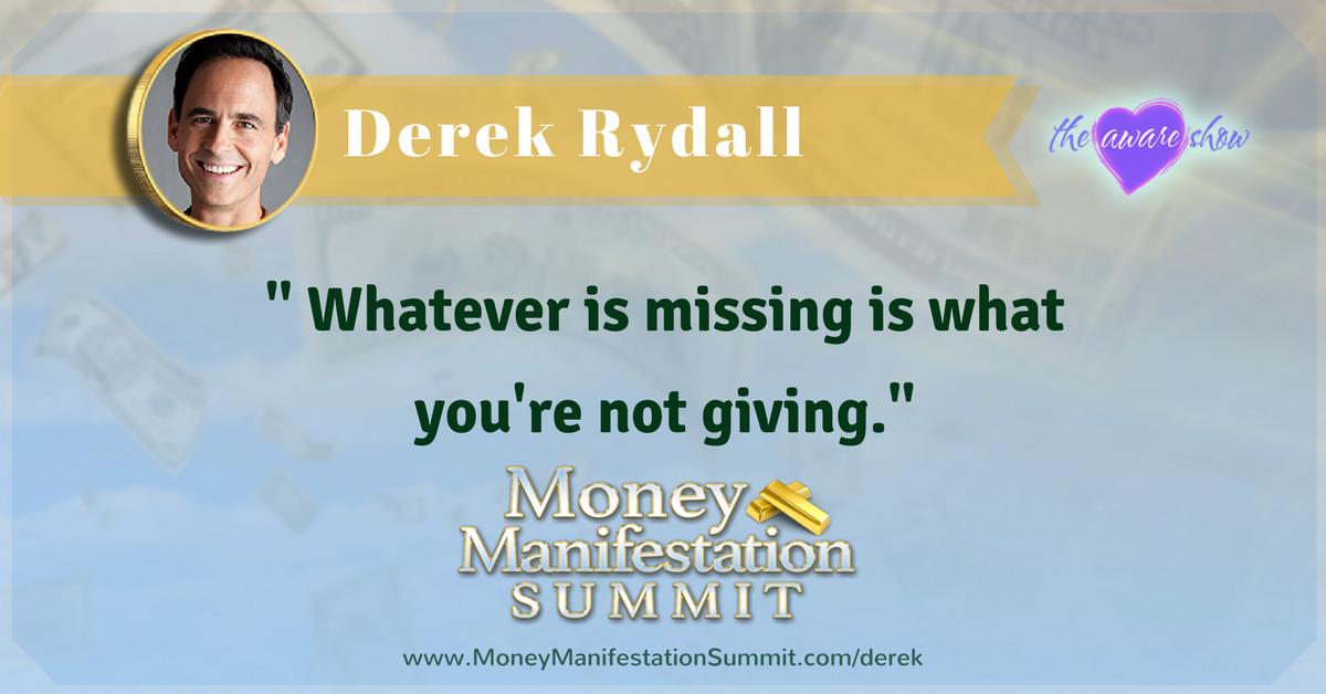 Derek Rydall quote
