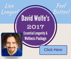 David Wolfe Longevity Conferencw
